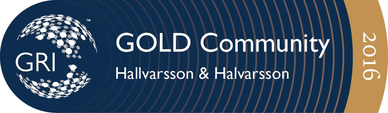 Hallvarsson Halvarsson GRI