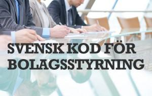 Svensk kod för bolagsstyrning